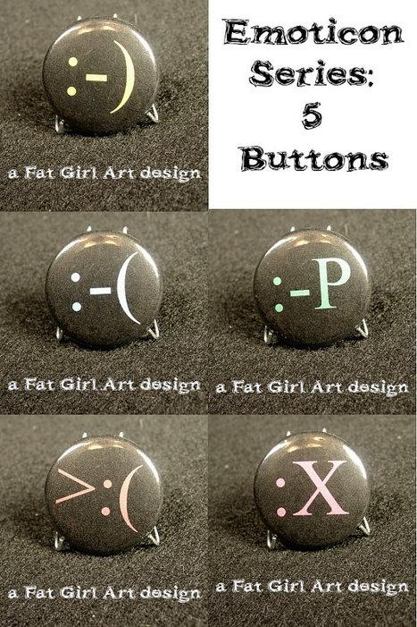 Emoticon Series | ASCII Art | Scoop.it