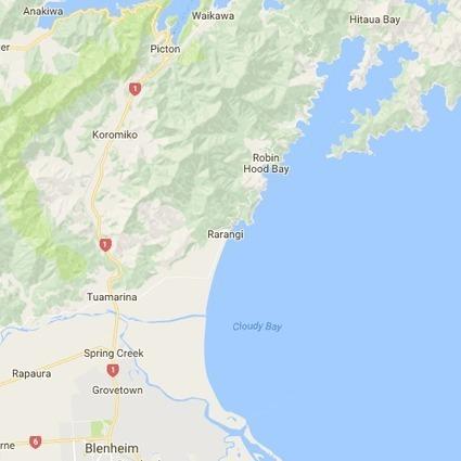 Campingplatz bei Rarangi › Weit weg Reisen   Newzealand   Scoop.it