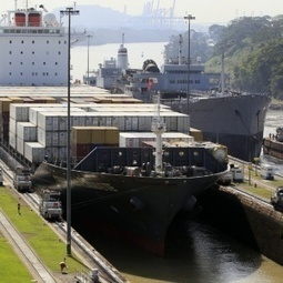 El renovado Canal de Panamá a 102 años de historia | Plaça Lesseps | Scoop.it