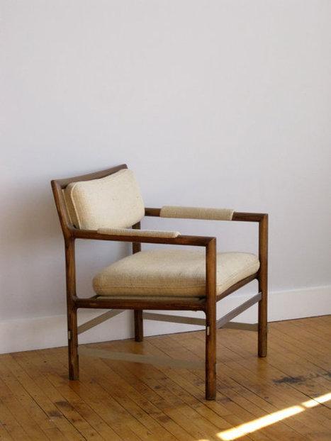 Dunbar Chair | QuiteQuainte | Scoop.it