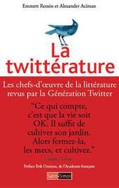 Pour ou contre la Twitterature ? | L'usage du numérique dans l'enseignement supérieur | Scoop.it