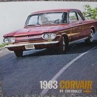 1963 Corvair Meets Harley-Davidson – Result? Magic | Classic and Custom Motorcycles | Scoop.it
