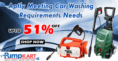 Looking for Portable branded Car Washers Online? Then you can explore… | Domestic Water Pumps | Scoop.it