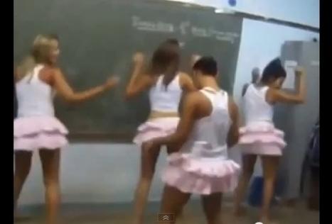 Vídeo com alunas dançando funk causa polêmica na internet | Polêmica na Internet | Scoop.it