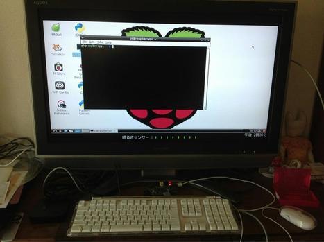 Twitter / H83664: とりあえず Raspberry-pi ... | Raspberry Pi | Scoop.it
