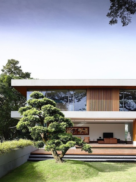65BTP House by ONG&ONG   Home Adore   tecnologia s sustentabilidade   Scoop.it
