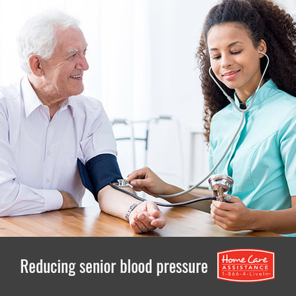 4 Tips to Help Seniors Lower Their Blood Pressure | Senior Home Care in Phoenix | Scoop.it