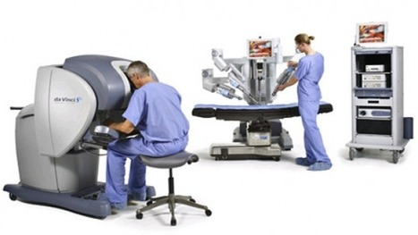 Robot-chirurgien : ce n'est plus de la science-fiction - France Info | Ressources pour la Technologie au College | Scoop.it