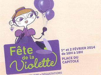 Fête de la Violette - Tourisme à Toulouse | Toulouse La Ville Rose | Scoop.it