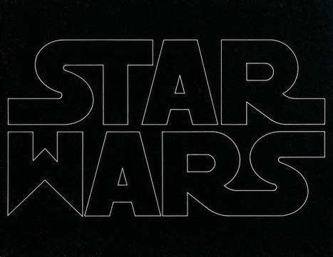 Anatomy of a Logo: Star Wars | Identité visuelle | Scoop.it