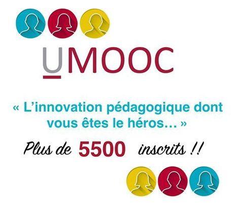 Plus de 5 500 inscrits. L'innovation pédagogique dont vous êtes le héros. Une surprise dans la semaine...   Pédagogie & Technologie   Scoop.it