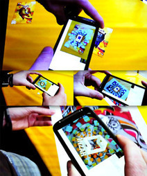 IN2AR (Augmented Reality Engine for Flash) for... | augmented reality II | Scoop.it