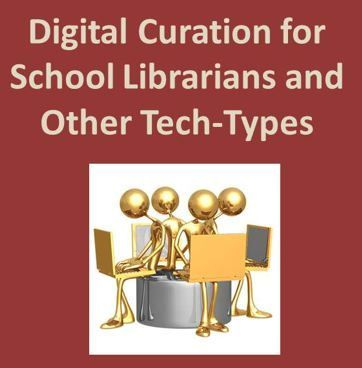 Digital Curation for School Librarians and Other Tech-Types - LiveBinder-Carolyn Jo Starkey | HigherEd Using Curation | Scoop.it