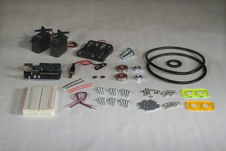 Arduino Controlled Servo Robot (SERB)   Peer2Politics   Scoop.it