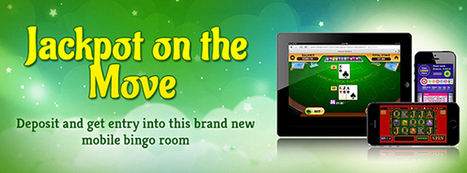 Grab your sunnies; head out and play Jackpot on the Move at Landmark Bingo | LandMark Bingo Blog | Play Bingo Online | Scoop.it