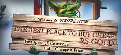 Cheap Runescape 2007 Gold, Cheap RS Gold offerring | www.rsore.com | Darren | Scoop.it