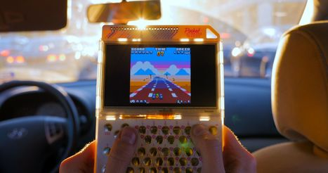 Fantasy console made real: PocketCHIP ships this month with PICO-8 preinstalled | Raspberry Pi | Scoop.it