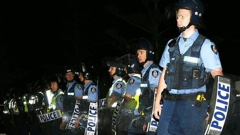 Policeman knocked out as partygoers brawl in street at Balga   How to become a police officer   Scoop.it