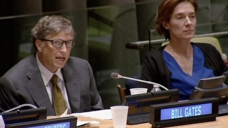 Bill Gates: Innovation Key To Meeting Millenium Development Goals | Exponential Technologies in Mobile, Social, Cloud, Big Data & Social Innovation | Scoop.it