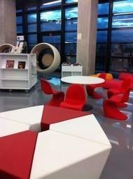Bibliothèque et médiathèque troisième lieu | Monde du Livre | Veille professionnelle sur les bibliothèques | Scoop.it