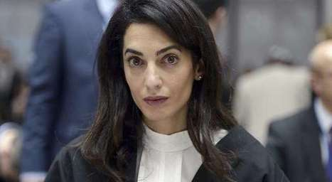 Amal Clooney makes last-minute bid against Gaddafi's death sentence - i24news | Saif al Islam | Scoop.it