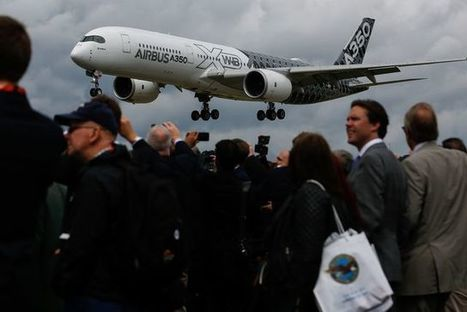 United May Amend $12.4 Billion Airbus Deal to Take Smaller Jets | Don Eddy's Scoop | Scoop.it