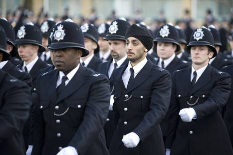 We need more ethnic minority officers, says Met | POLKA Knowledge Bank | Scoop.it