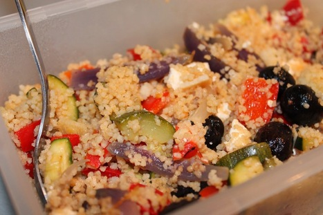 Recettes Faciles & Rapides: Couscous aux légumes 2 | Recipes from the world on Scoop! | Scoop.it