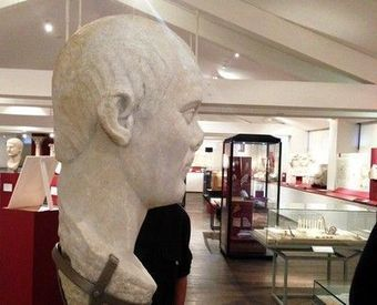 Le plus ancien portrait d'un Toulousain exposé au Musée Saint Raymond | Musée Saint-Raymond, musée des Antiques de Toulouse | Scoop.it