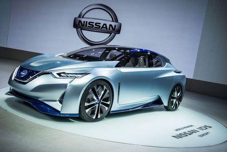 Nissan IDS, un concept-car autonome des plus prometteurs | Voitures anciennes - Classic cars - Concept cars | Scoop.it