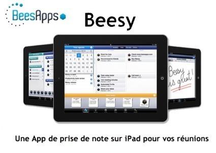 Beesy, une application ipad de gestion de tâches et de projets | La vie en agence web | Scoop.it