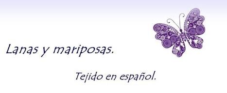 Lanas y mariposas. Patrones de tejido en español.: Esta tienda... | TEJIDO AL CROCHET | Scoop.it