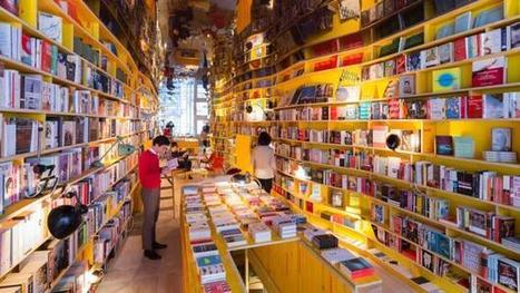 Could this be your new favourite bookshop? | iGnosis - Risorse digitali per l'e-Learning e il knowledge management | Scoop.it