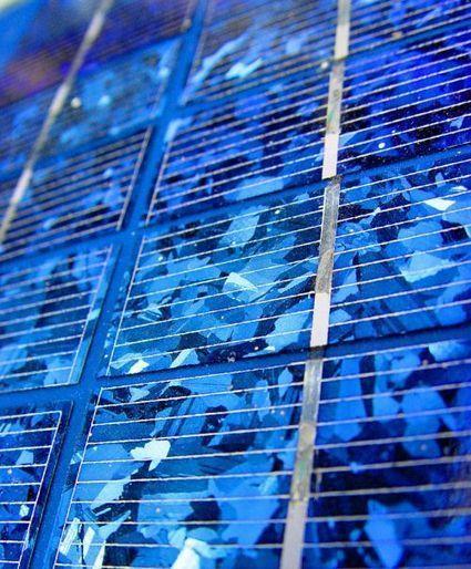 Cellule photovoltaïque - Futura Sciences | Retraite - famille et vie sociale - Temps libre | Scoop.it