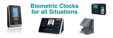 Using biometric time clocks can reduce payroll costs | Time and Attendance Tracking Software | Scoop.it