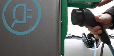 Voitures électriques : le jeu des 97.000 bornes (électriques) est ouvert | Véhicules électriques, bornes de recharge | Scoop.it