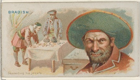 Golden Age of Piracy | Pirates of the Spanish Main (1888) | Teaching and Learning with Primary Sources | Scoop.it