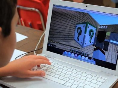 The Minecraft Cell: Biology Meets Game-Based Learning | MyEdu&PLN | Scoop.it