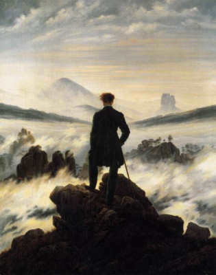 Caspar David Friedrich: manifesto del Romanticismo. | Capire l'arte | Scoop.it