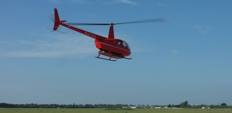Battery-powered R44 Helicopter Flies | Helicopters | Scoop.it