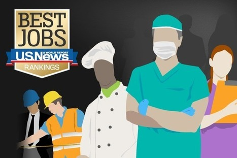 The 25 Best Jobs of 2014 - US News | Career choice | Scoop.it