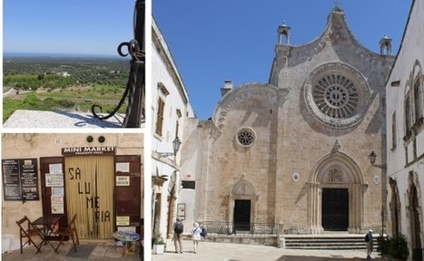 Apulia: The blinding white city Ostuni | Italia Mia | Scoop.it