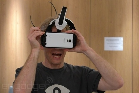 Samsung's virtual reality headset, Gear VR: what you need to know | Low Power Heads Up Display | Scoop.it