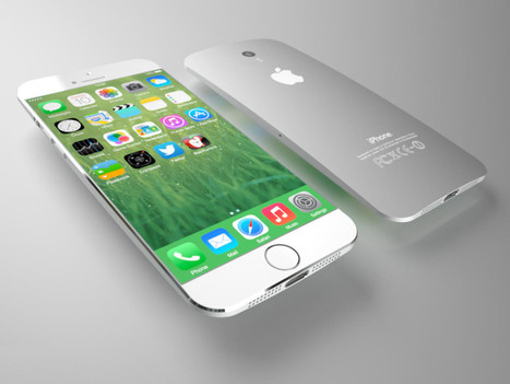 iPhone 7 Concept | iPhone 7 rumours, release date | NHTG | NewHiTechGadgets | Scoop.it