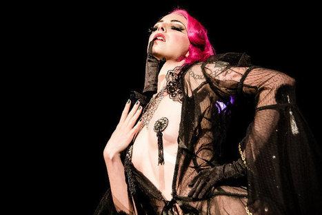 Un cabaret burlesque | Valentina del Pearls (Le Burlesque Klub) | Scoop.it