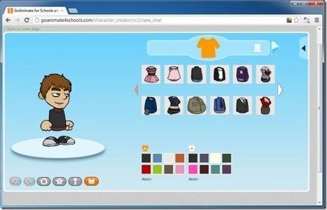 Crear animaciones impresionantes para negocios o escuelas con Go Animate | Plantillas Power Point | PANCARTA S.C.J | Scoop.it