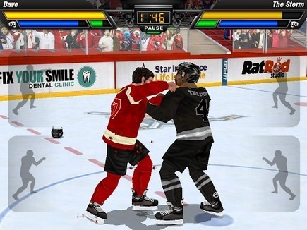 Hockey Fight Pro v1.62 [Android Game] | modded game apk | Scoop.it