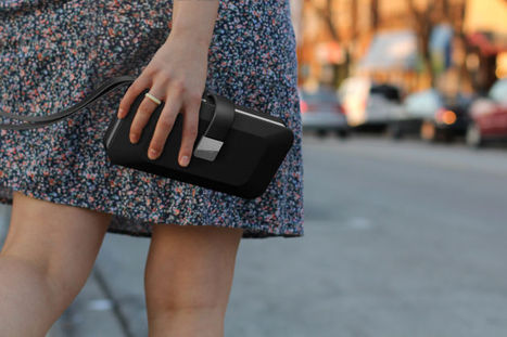 EVERPURSE builds out its suite of wearable (and fashionable) technology. | Fashion | Scoop.it