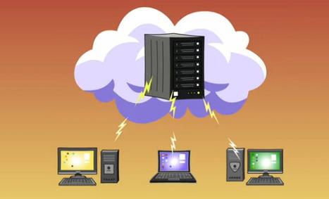 Informatique en nuage, tout simplement | Ressources pour la Technologie au College | Scoop.it