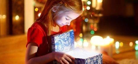 ¿Cómo darle significado a los regalos de los niños en Navidad? – La Regla de Cuatro | Tecnologia, Robotica y algo mas | Scoop.it